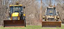 JCB was the inventor of the innovative backhoe loader design and remains the top backhoe manufacturer today — manufacturing almost half of all backhoe loaders produced in the world.