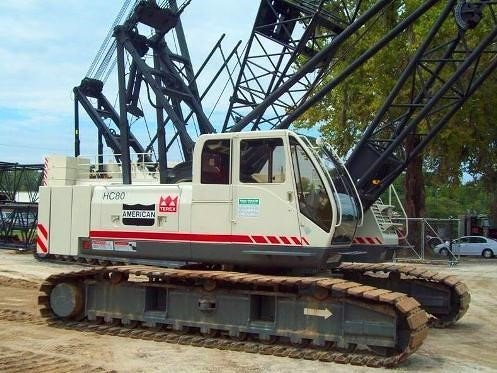 Detail photo of 2017 Terex HC80 from Construction Equipment Guide