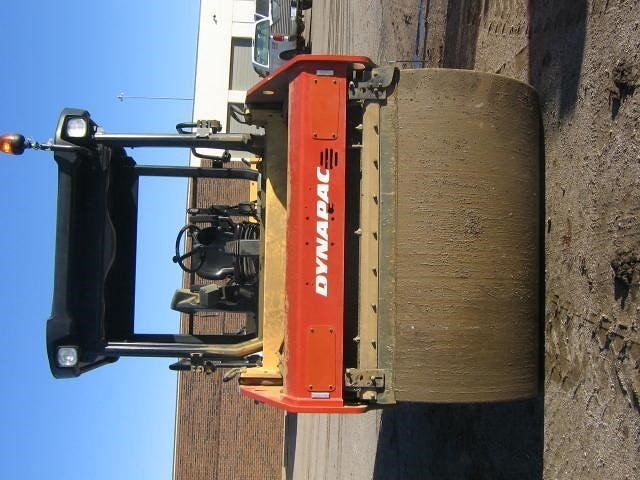 Detail photo of 2011 Dynapac CC424HF from Construction Equipment Guide