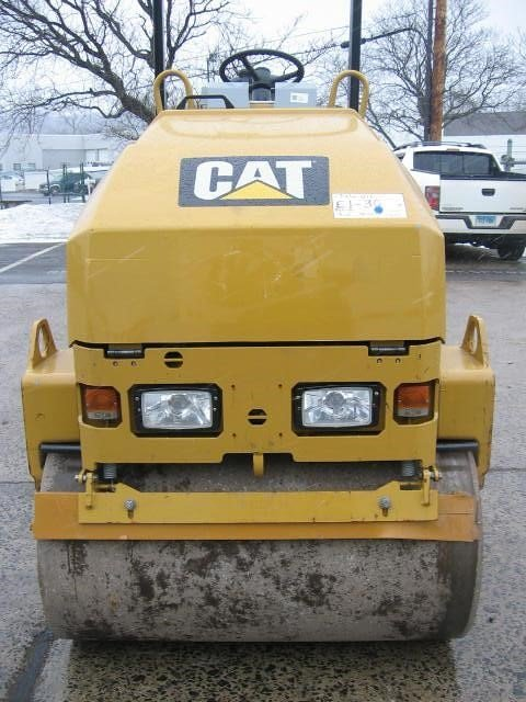 Detail photo of 2011 Caterpillar CB14XW from Construction Equipment Guide
