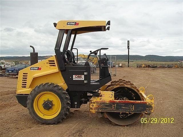 Detail photo of 2008 Hypac C812D from Construction Equipment Guide