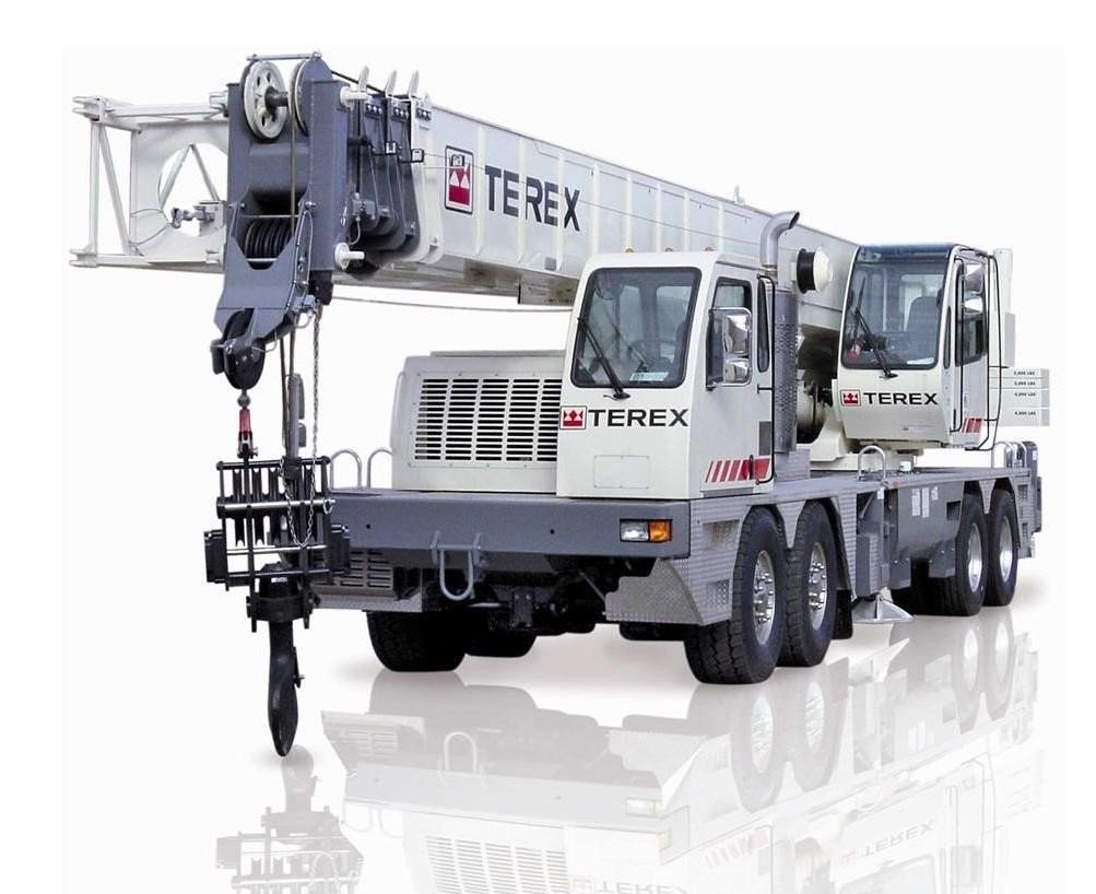 Detail photo of 2018 Terex T780 from Construction Equipment Guide