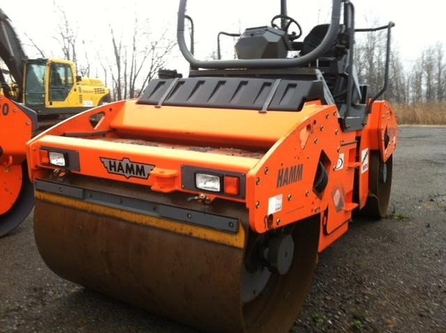 Detail photo of 2012 Hamm HD110VV from Construction Equipment Guide