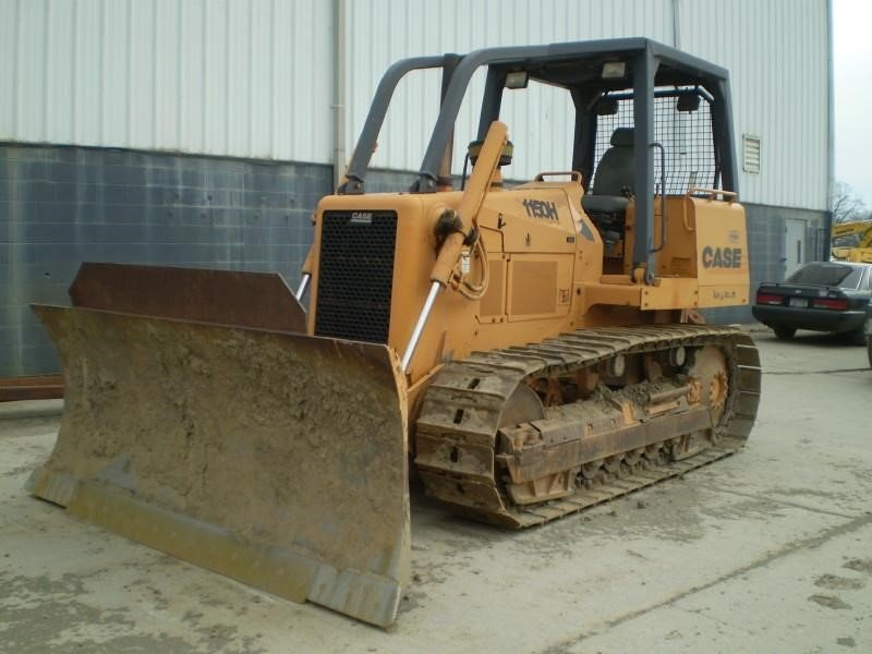 Detail photo of 2000 Case 1150H from Construction Equipment Guide