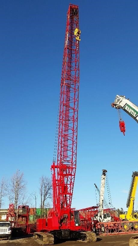 Detail photo of 2000 Manitowoc 777S2 from Construction Equipment Guide