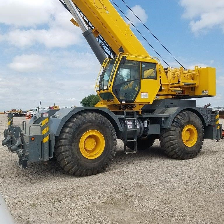 Detail photo of 2012 Grove RT760E from Construction Equipment Guide