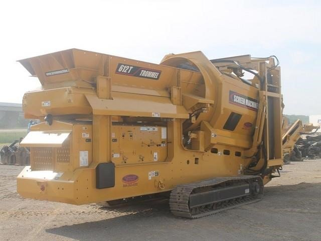 Detail photo of 2015 Screen Machine 612T from Construction Equipment Guide
