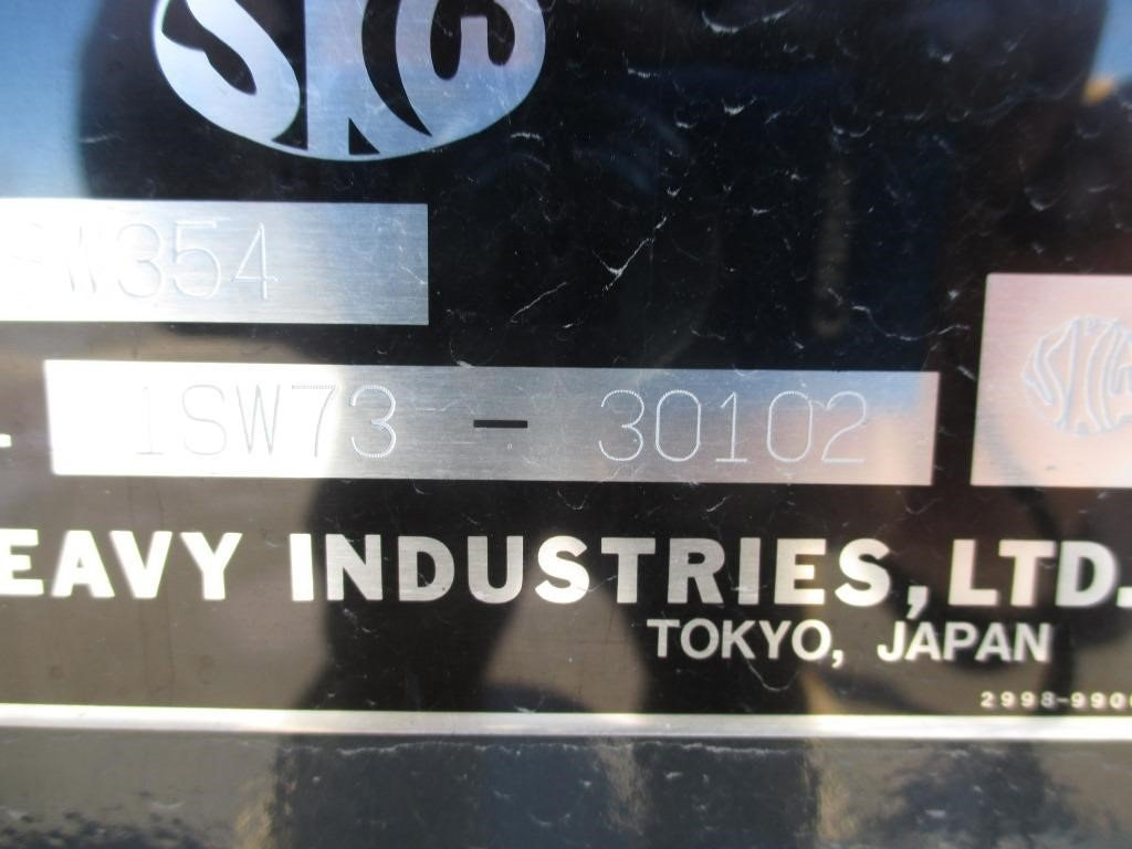 Detail photo of 2016 Sakai SW354 from Construction Equipment Guide
