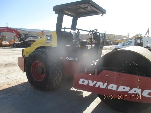 Detail photo of 2012 Dynapac CA250D II from Construction Equipment Guide
