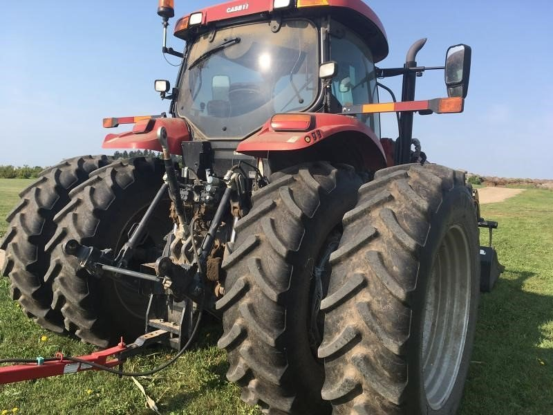 Detail photo of 2013 Case IH PUMA 185 CVT from Construction Equipment Guide