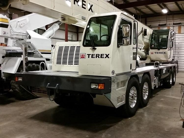 Detail photo of 2017 Terex T 780 from Construction Equipment Guide