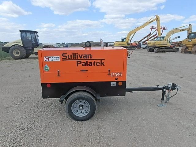 Detail photo of 2016 Sullivan-Palatek D185PCA from Construction Equipment Guide
