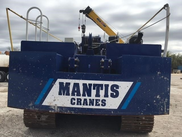 Detail photo of 2013 Mantis 6010LP from Construction Equipment Guide