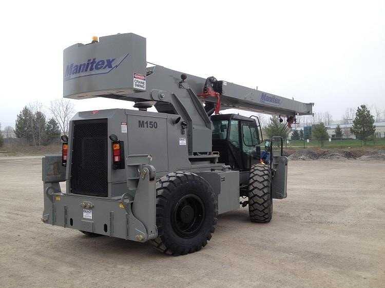Detail photo of 2018 Manitex M150 from Construction Equipment Guide