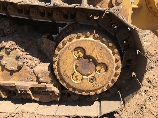 Detail photo of 2010 Caterpillar D7E from Construction Equipment Guide