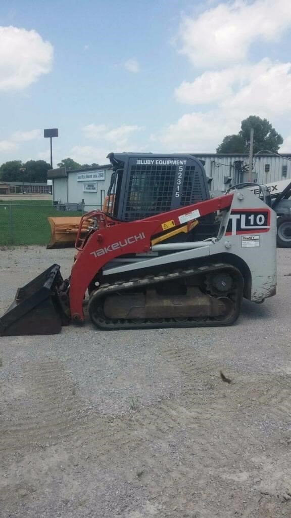 Detail photo of 2012 Takeuchi TL10 from Construction Equipment Guide