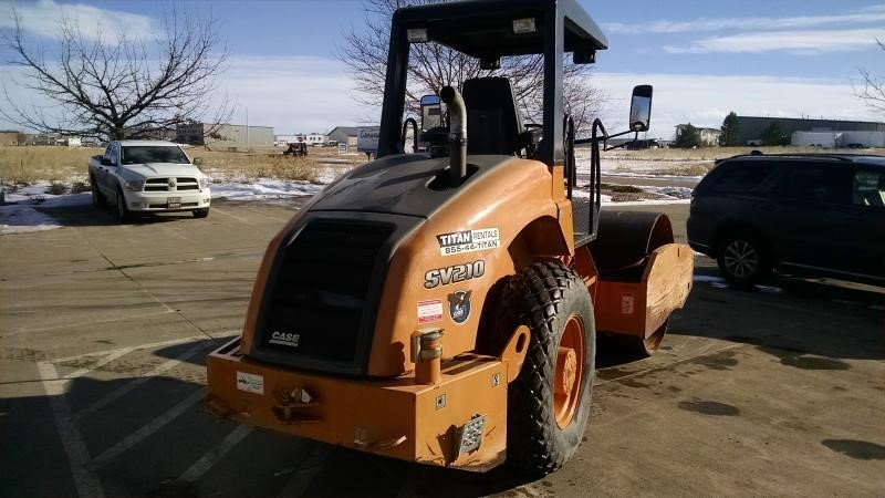 Detail photo of 2012 Case SV210 from Construction Equipment Guide
