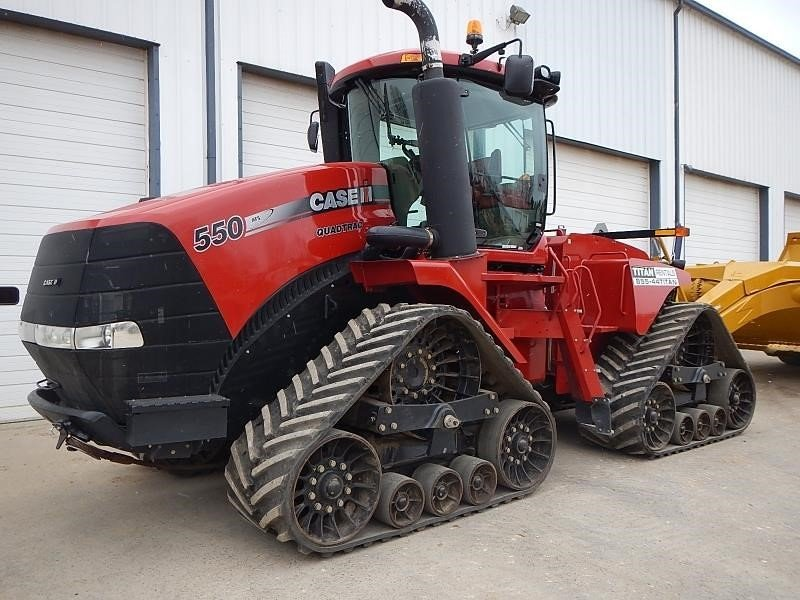Detail photo of 2014 Case IH STEIGER 550 QUADTRAC from Construction Equipment Guide
