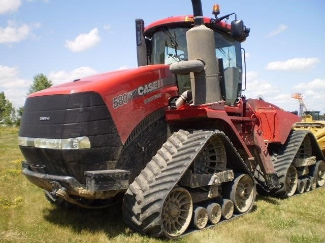 Detail photo of 2015 Case IH STEIGER 580 QUADTRAC from Construction Equipment Guide
