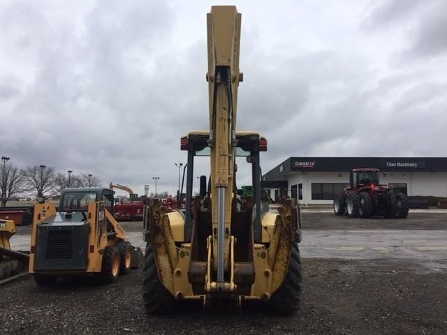 Detail photo of 2001 Komatsu WB140 from Construction Equipment Guide