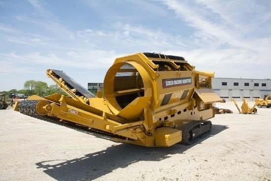 Detail photo of 2014 Screen Machine 621T from Construction Equipment Guide