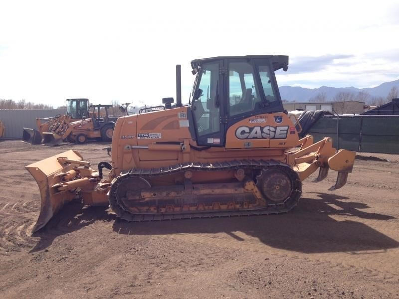Detail photo of 2012 Case 1150K from Construction Equipment Guide