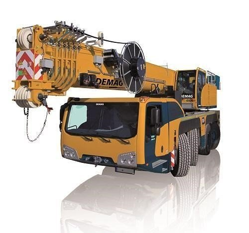 Detail photo of 2018 Terex AC 100-4 from Construction Equipment Guide
