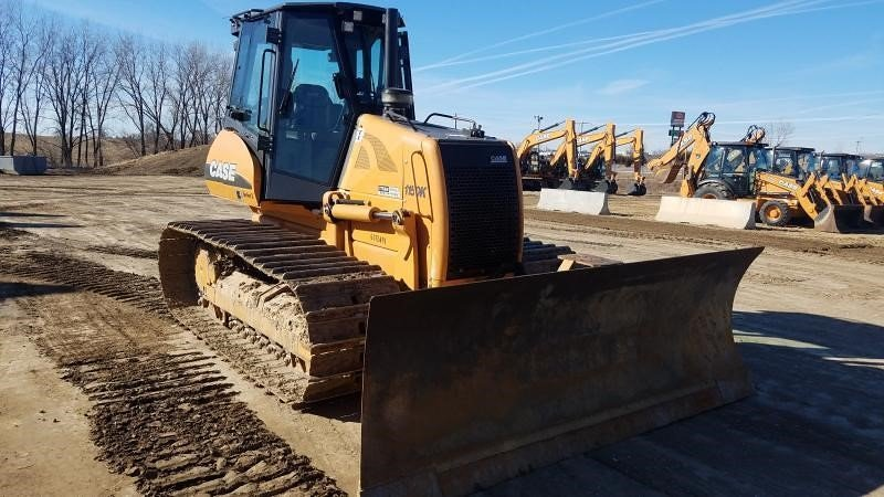 Detail photo of 2011 Case 1150K from Construction Equipment Guide