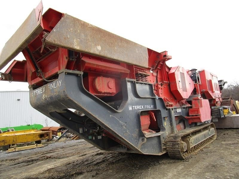 Detail photo of 2014 Terex J1160 from Construction Equipment Guide