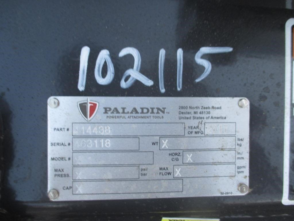 Detail photo of 2017 Bradco HP600 from Construction Equipment Guide