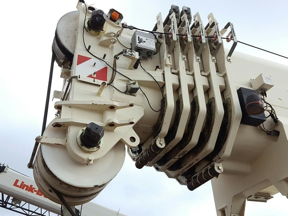 Detail photo of 2007 Terex AC 140 from Construction Equipment Guide