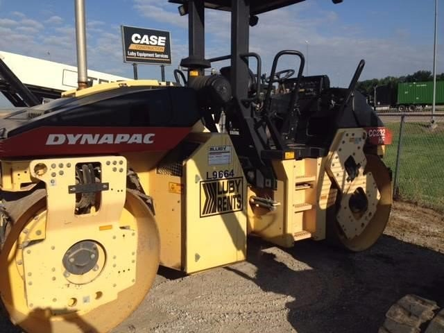 Detail photo of 2006 Dynapac CC232HF from Construction Equipment Guide