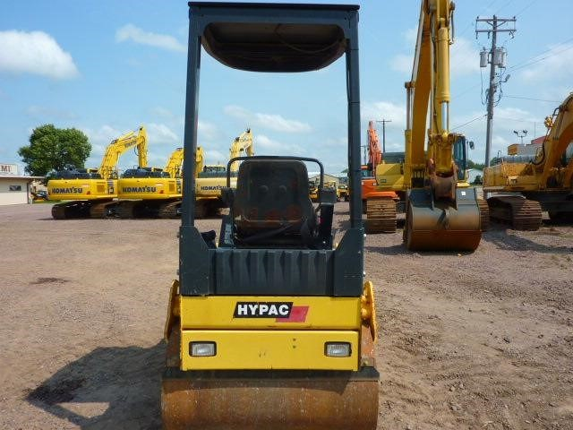 Detail photo of 2010 Hypac C747C from Construction Equipment Guide