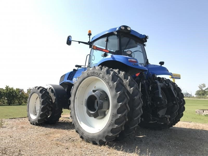 Detail photo of 2011 New Holland T8.330 from Construction Equipment Guide