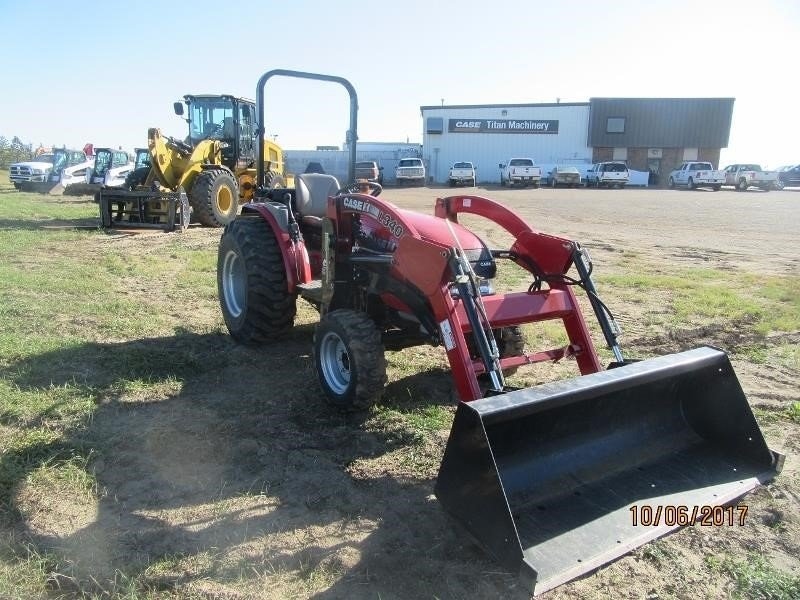 Detail photo of 2012 Case IH FARMALL 30B from Construction Equipment Guide