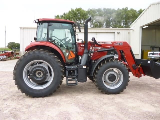 Detail photo of 2016 Case IH FARMALL 140A from Construction Equipment Guide