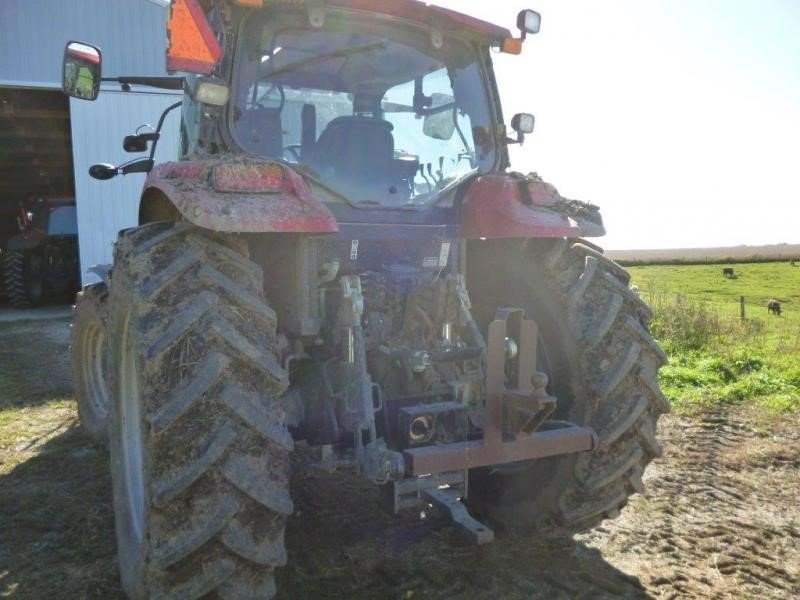 Detail photo of 2013 Case IH MAXXUM 140 from Construction Equipment Guide