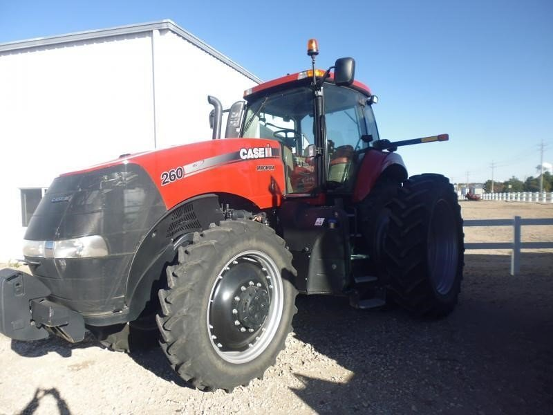 Detail photo of 2014 Case IH MAGNUM 260 from Construction Equipment Guide