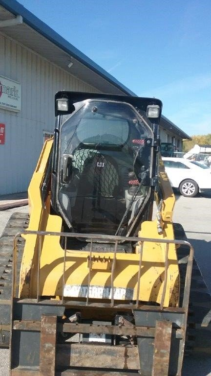 Detail photo of 2012 Caterpillar 289C II from Construction Equipment Guide