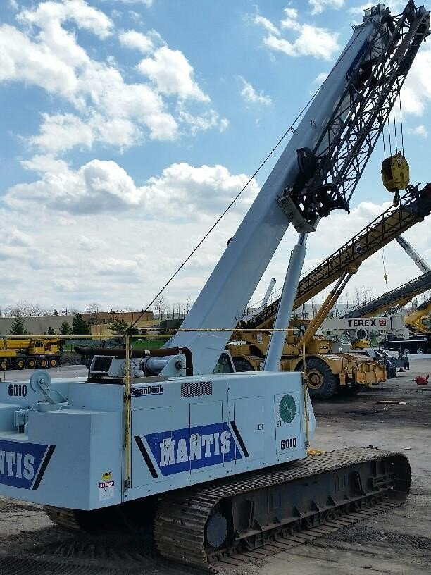 Detail photo of 2006 Mantis 6010LP from Construction Equipment Guide