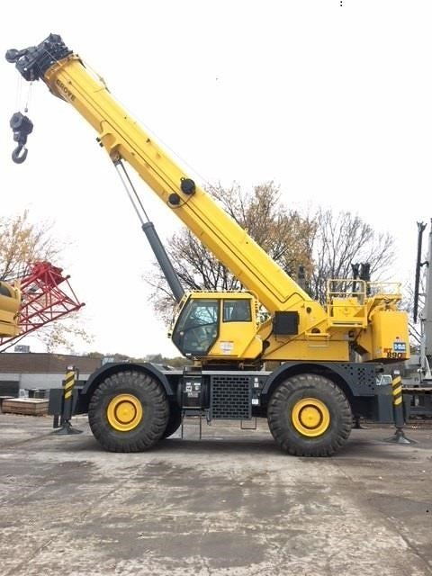 Detail photo of 2014 Grove RT890E from Construction Equipment Guide