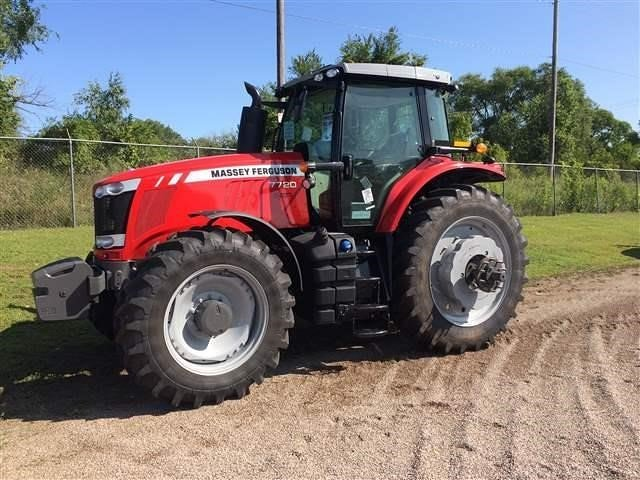 Detail photo of 2017 Massey Ferguson 7720 from Construction Equipment Guide
