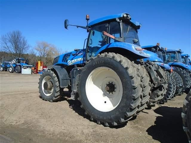 Detail photo of 2011 New Holland T8.360 from Construction Equipment Guide