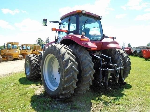 Detail photo of 2008 Case IH MAG 275 from Construction Equipment Guide