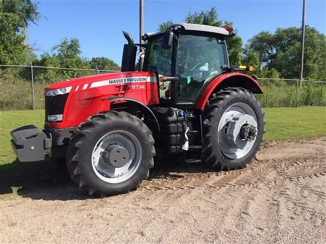 Detail photo of 2017 Massey Ferguson 8732 from Construction Equipment Guide