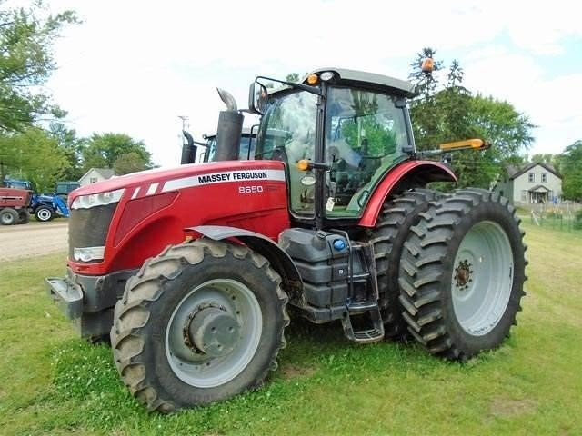 Detail photo of 2012 Massey Ferguson 8650 from Construction Equipment Guide