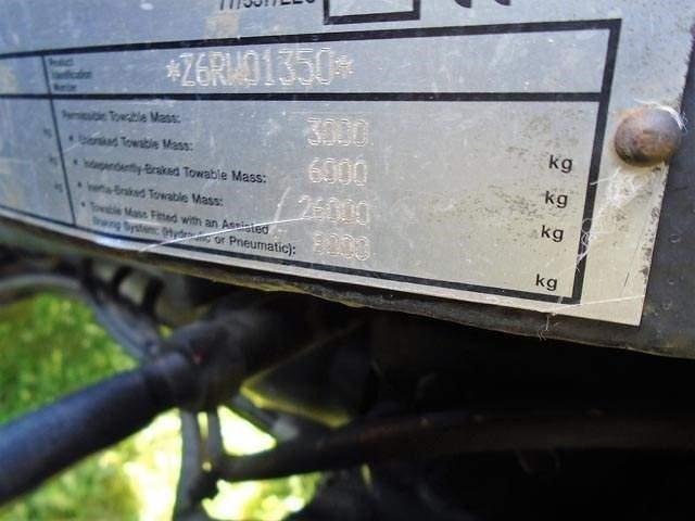 Detail photo of 2006 New Holland T8030 from Construction Equipment Guide