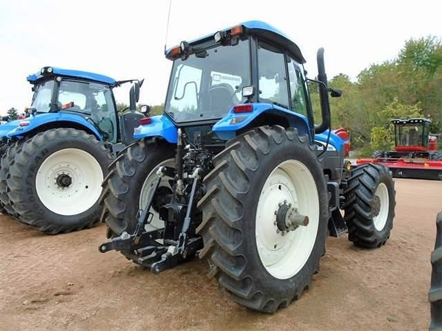 Detail photo of  New Holland TM190 from Construction Equipment Guide