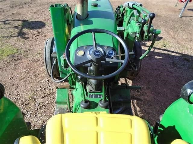 Detail photo of  John Deere 1020 from Construction Equipment Guide