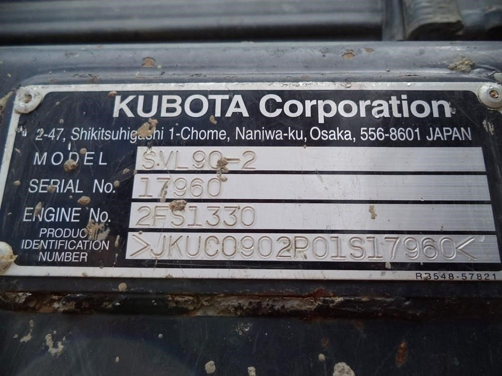 Detail photo of 2015 Kubota SVL90-2 from Construction Equipment Guide